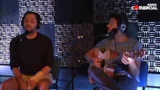 Rádio Comercial | António Zambujo e Miguel Araújo - Pica do 7 (ao vivo)