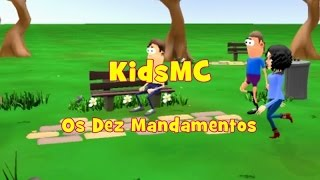 Os Dez Mandamentos # Movie Cartoon. Video Free