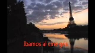 Michelle - Gerard Lenorman - Subtitulada en Español ( Profesora Ana Moyano )