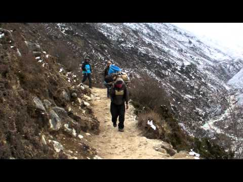 SANY1160.MP4 AAA NEWS VIVA!! EVEREST!! Debuche – Dingboche Vol.10