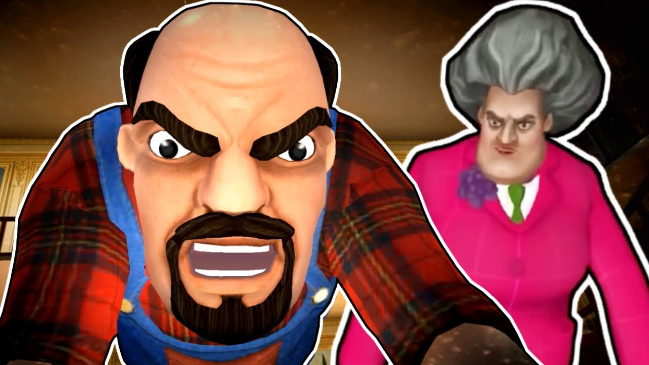 The Frustrated Gamer - HELLO NEIGHBOR'S BROTHER?? | Scary Stranger 3D