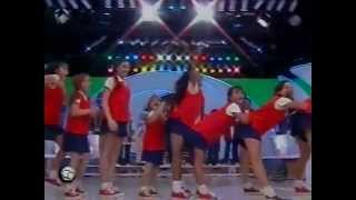 Chiquititas - Amigas (Domingo Legal, 1998)