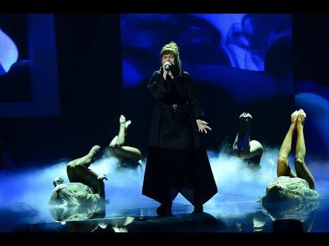 Andra - Cine iubeşte şi lasă. Izabela Simion, la prima gală live X Factor!