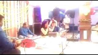 Nancy grewal live tu mahandi laa bhaeya pyaaraya
