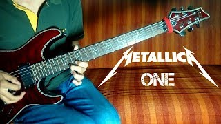 Metallica - One Solo Cover