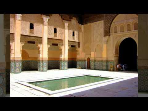 Marrakesh: Ben Youssef Medresa