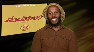 Ziggy Marley celebrates 40 years since release of 'Exodus' by Bob Marley & the Wailers