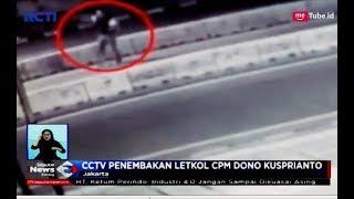 CCTV Detik-detik Aksi Penembakan Letkol Dono di Jatinegara - SIS 27/12