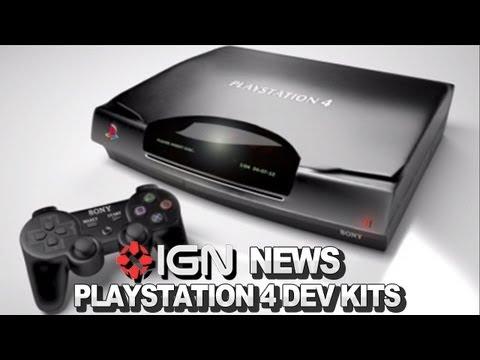 IGN News - PS4 Developer Kits Version 2 Surface