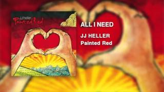 JJ Heller - All I Need • Psalm 23 (Official Audio Video)