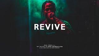 R E V I V E - Dope Hard Trap Beat Travis Scott Type Beat Instrumental (Prod. Tower x A.J.)