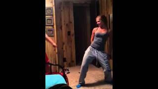 WHITE girl does it best Wop!!!!!