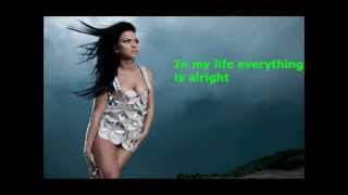 Inna-Alright With Lyrics On Screen width=
