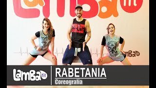 Rabetania - MC WM | Coreografia Lambafit - Aula
