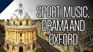 How important are extra-curricular activities in Oxford applications?