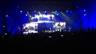Megadeth - Symphony of Destruction live 29.07.14 Moscow
