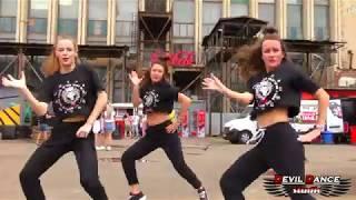 Cardi B - I like it / choreo by Olga Shynkevich / Devil dance studio
