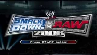 Let's play SD vs RAW: 2006 - Intro