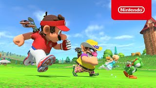 Mario Golf: Super Rush - New Trailer Released