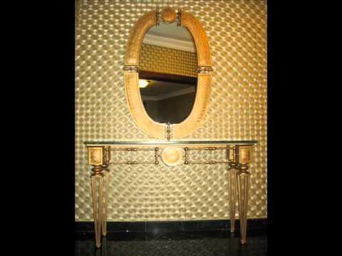 Köksallar Ferforje Mobilya Dekorasyon - Ferforje Dresuar ve Ayna Modelleri