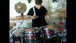 "Forevermore ""The Antagonist"" Drum Cover - Devin LeJeune"