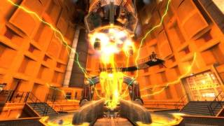 Black Mesa: Anti-Mass spectrometer startup & resonance cascade