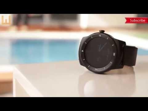 [مراجعة] لكل ما تريد معرفته عن ساعة LG G Watch R ونظام الأندرويد