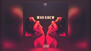 Euroz - Who Knew (Official Version)