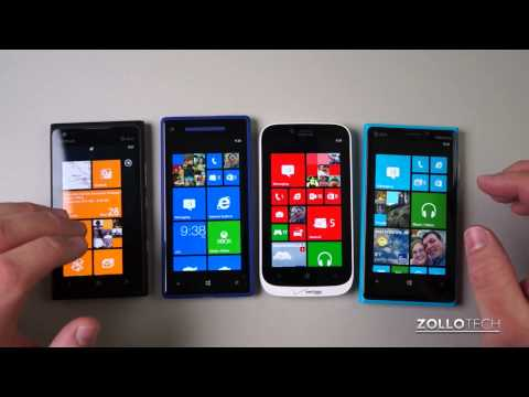 Windows Phone 8 Buyers Guide