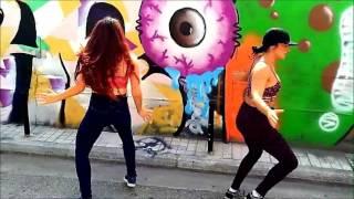 Afro fusion Adol feat Yemi Alade Sekere Jenny-Tem & Bubblez choreography (Afrobeats)