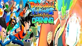 -Intro- Dragon Ball Fusions(3DS)