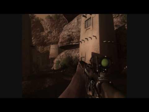 Far Cry 2 Dogon Assault on ATI RADEON 4850 1GB ICEQ4 -HD- Max Settings 2xAA