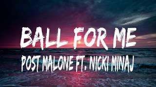 Ball For Me - Post Malone ft. Nicki Minaj (Lyric Video) (Kid Travis Cover feat. Rob Lola)