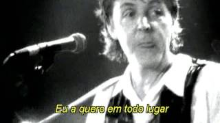 Paul McCartney - Here, There And Everywhere (Tradução)