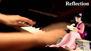 Disney (디즈니) - Mulan(뮬란) - Reflection (Piano Cover.)