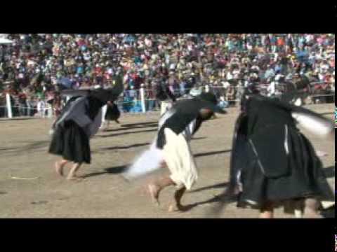 lll festival de danza nacional folklorico K´anamarka 2010-Espinar Cuzco- DANZA PERU.
