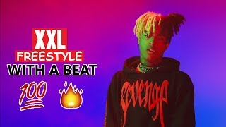 XXXTentacion XXL Freshman Freestyle With A Beat 2017
