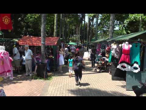 Berea Craft Market, Durban, South Africa