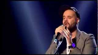 Mladen Lukić (Rijeka suza i na njoj lađa) - X Factor Adria - LIVE 1 - Pesma spasa