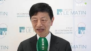CCGM 2020: S.E.M. Takashi Shinozuka, ambassadeur du Japon au Maroc