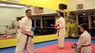 Duartekarate.com - Kumite & Kata  Training Sessions