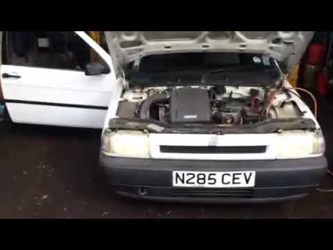 Контрактный двигатель 836A4 Fiat Tipo 1988-1995