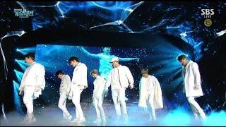 """GOT7 """"If You Do(니가 하면)"""" Stage @ SBS 2015 Gayo Daejeon 2015.12.27"""