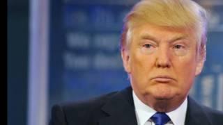 Donald trump singing songs
