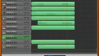 GarageBand Midi to mp3