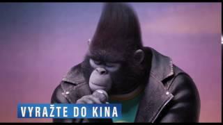 Zpívej (Sing) - oficiální český HD TV bumper (Johnny)