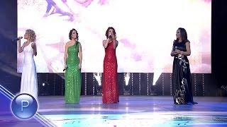 IVANA & TRIO SOPRANO - OBLACHE LE, BYALO / Ивана и Трио Сопрано - Облаче ле, бяло, LIVE 2015
