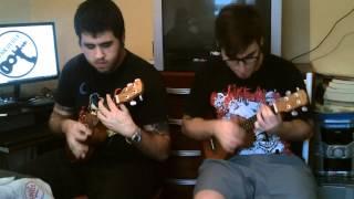 Punkulele - Trusty Chords (Hot Water Music Cover)