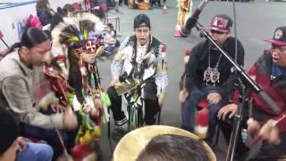 Nakoda Nation live @ peace pow wow 2017