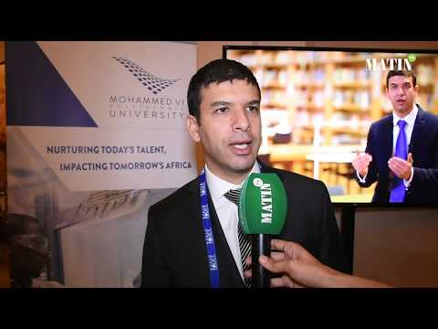 Video : #World_Policy_Conference: Déclaration de Hicham El Habti